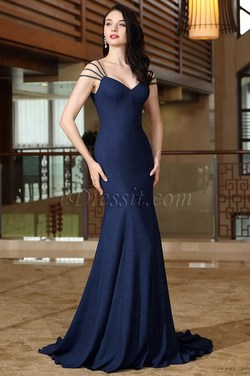 eDressit Beads Chain Cap Sleeves Quinceanera Prom
